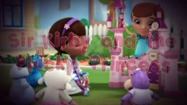 Doc McStuffins S02E21 Sir Kirby and the Plucky Princess Serpent Sam Makes a Splash