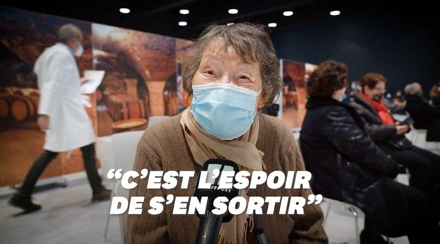 À Nancy, les premiers vaccinés du public déterminés