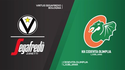 7Days EuroCup Highlights Top 16, Round 1: Virtus 90-76 Olimpija