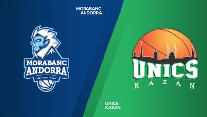 7Days EuroCup Highlights Top 16, Round 1: Andorra 66-73 UNICS