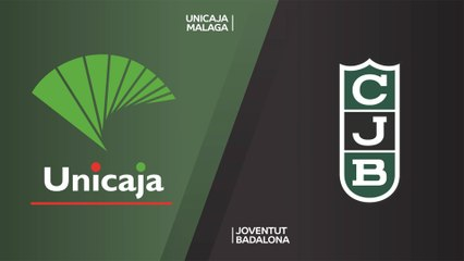 7Days EuroCup Highlights Top 16, Round 1: Unicaja 86-95 Joventut