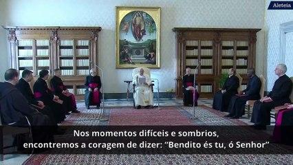 Papa Francisco: catequese sobre a oração de louvor
