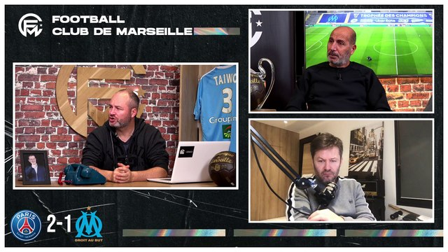 PSG - OM : L'analyse à chaud du match !