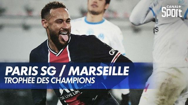 Le débrief de PSG / OM - Trophée des Champions