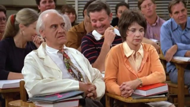 Laverne and Shirley Season 4 Episode 06 Laverne and Shirley go to Night School