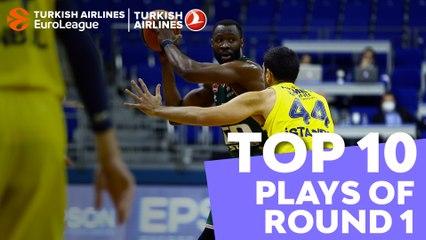 Regular Season Round 19 Top 10 Plays
