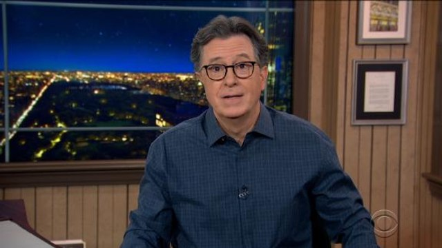 Late-night TV reacts to Trump impeachment