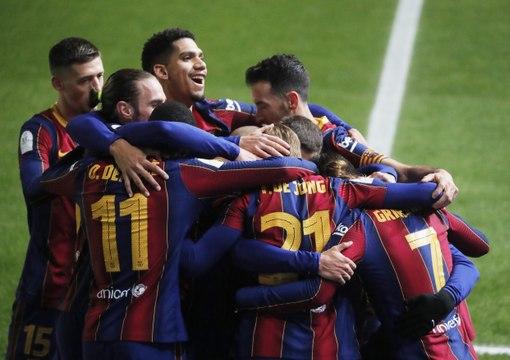 Real Sociedad - FC Barcelone, le résumé (1-1, t.a.b. 2-3) - Foot - Super Coupe d'Espagne