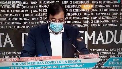 De lo más ruin y miserable que hemos escuchado: Guillermo Fernández Vara reconoce que han usado a los ancianos de residencias como conejillos de indias con las vacunas