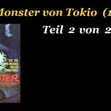 Das Monster von Tokio (1959) Teil 2 von 2