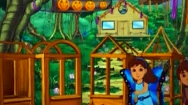 Go Diego Go Season 3 Episode 13 Freddie The Fruit Bat Saves Halloween