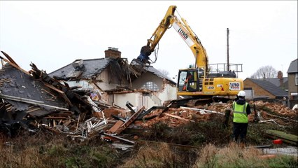 Maplefields Demolition