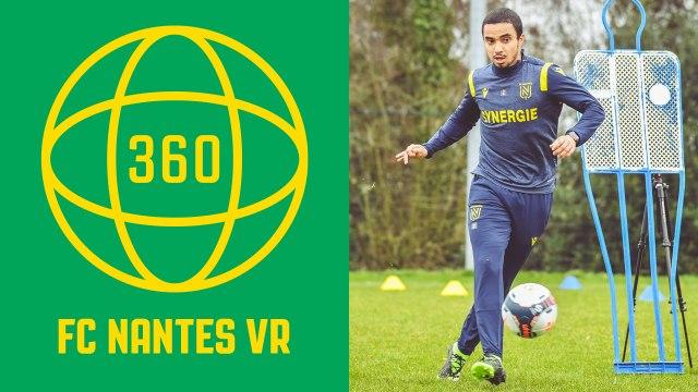 FC Nantes VR : Comme si vous y étiez !