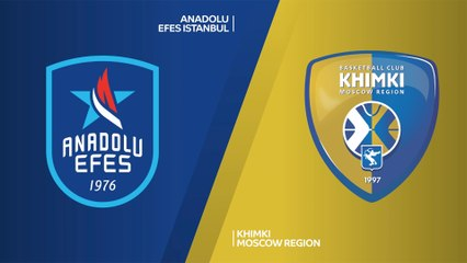 EuroLeague 2020-21 Highlights Regular Season Round 20 video: Efes 99-60 Khimki