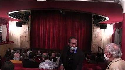 #Live Jann Halexander 'Dans mes Théâtres' 5/10/2020, Théâtre Michel, Paris #chanson
