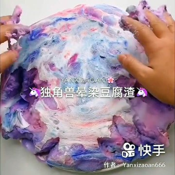 Oddly Satisfying & Relaxing Slime Videos #265 _ Aww Relaxing