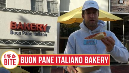 Barstool Pizza Review - Buon Pane Italiano Bakery (Miami Beach, FL)