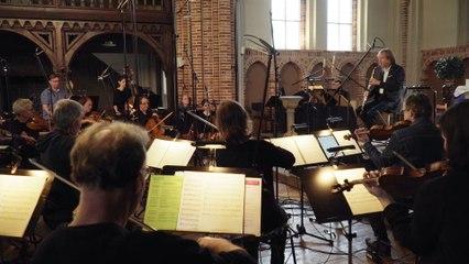 Albrecht Mayer - Mozart: Ave verum corpus, K. 618 (Arr. Spindler for English Horn, Strings and Organ)