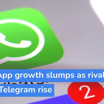 WhatsApp growth slumps as rivals Signal, Telegram rise , and other top stories in technology from January 15, 2021.