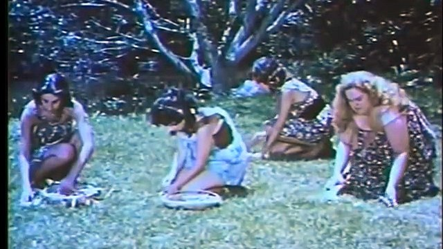 The Wild Women of Wongo (1958) [Adventure] [Comedy] part 2/2