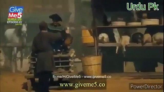 Kurulus Osman season 2 Part 3 In Urdu Subtitles HD