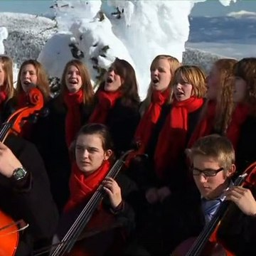 Joy To The World - Fountainview Academy Choir & Orchestra