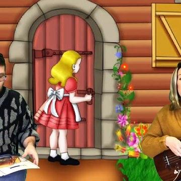 Goldilocks and the 3 bears (sensory version)