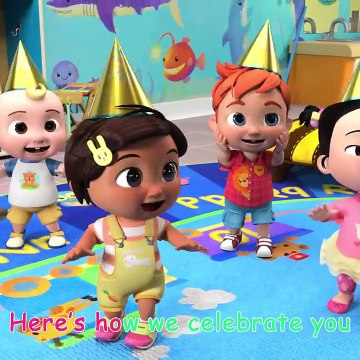 JJ's New Year's Resolution _ Nursery Rhymes and Kids Songs