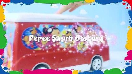Pepee'nin Şaşırtı Otobüsü #4
