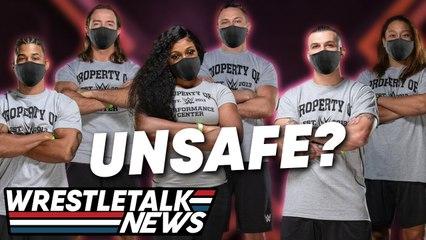 WWE Stars UPSET At New Pandemic Plans?! Main Roster Star DENIES He Is Leaving WWE   WrestleTalk News