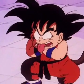 Dragon Ball 1 series : episode:025 - Danger From Above