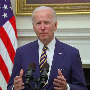 Biden signs executive orders on economic relief