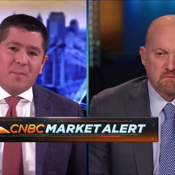 Jim Cramer on Intel and IBM post-earnings slump