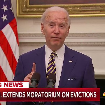 Biden Announces Executive Orders For Economic Relief Amid The Covid Pandemic