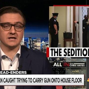 Republican Congressman Caught Trying To Carry Gun Onto House Floor