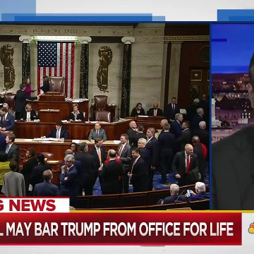 See Why Trump May Be Banned From Running In 2024