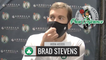 Brad Stevens Postgame Interview   Celtics vs 76ers Game 2