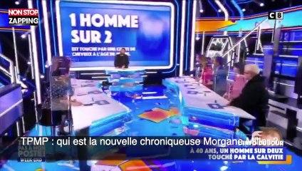TPMP : qui est la nouvelle chroniqueuse Morgane Miller ? (vidéo)