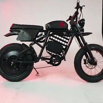 Super73 Custom