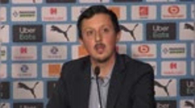 """OM - Longoria : """"Dès tu arrives à Marseille, tu entends parler du grand attaquant"""""""