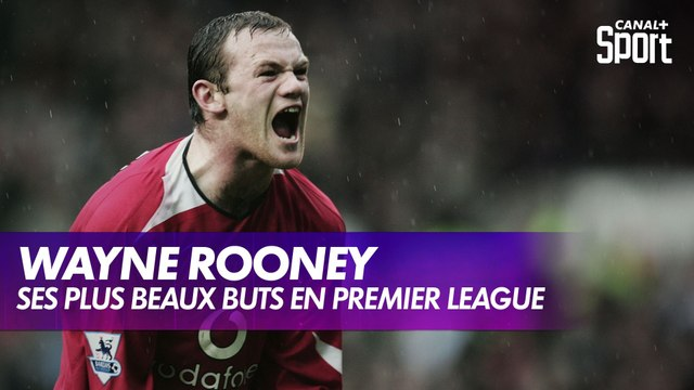 Les plus beaux buts de Wayne Rooney en Premier League