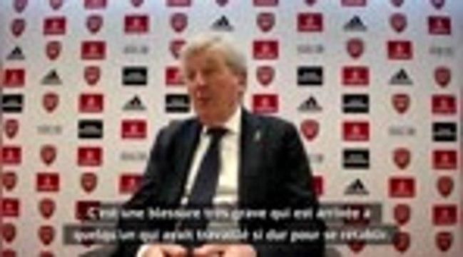 C. Palace - Hodgson donne des nouvelles peu rassurantes de Sakho