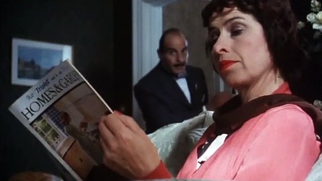 Poirot S01E01 The Adventure of the Clapham Cook 1989