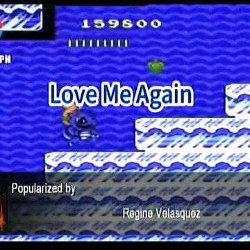 Regine Velasquez Love Me Again Karaoke