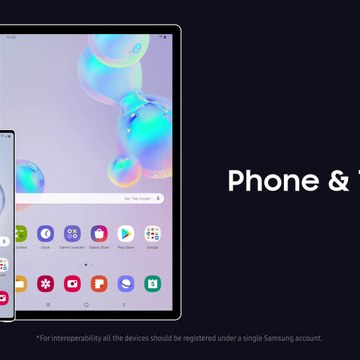 Samsung Galaxy How to set up Call  text on your tablet