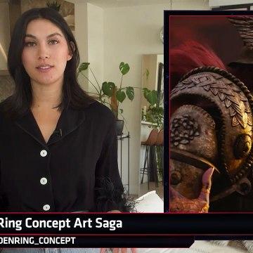 New Elden Ring Concept Art Inspires Wild Fan Theories
