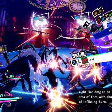 Persona 5 Strikers The Final Preview