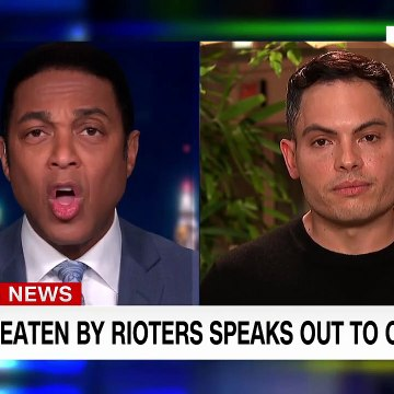 Rioter who beat police officer says 'death is the only remedy'
