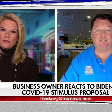 Restaurant owner says Biden's minimum wage proposal will destroy business