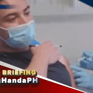 #LagingHanda | Maayos na implementasyon ng vaccine roadmap ng pamahalaan, malaking tulong sa tagumpay ng bansa kontra COVID-19 ayon kay Senator Go